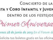 Primer Aniversario Orquesta Coro Infantil Juvenil Renacimiento