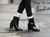 Wear Booties