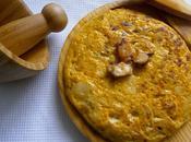 Tortilla Peregrino Espárragos Silvestres