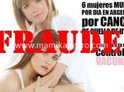 Japón deja recomendar vacuna papiloma (HPV) daños causa