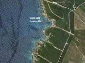 Porto Ferro Cala Turco. paseo Costa Coral Cerdeña