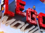 "Primer tráiler póster ""Lego: Movie"""