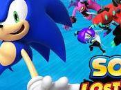 """""""Sonic Lost World"""" Lanzarse Octubre Américas"""