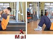 ejercicios peor ejecutados gym.