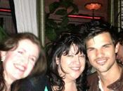 Taylor Lautner E.L. James: ¿podría Christian Grey?