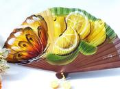 Abanicos diseño para verano/Summer time designer hand fans