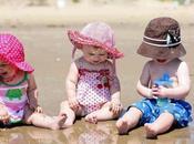 Cosas imprescindibles para niños playa