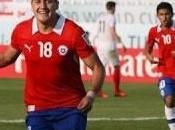 Chile iguala inglaterra queda puertas clasificación