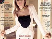 Scarlett Johansson reaparece espléndida portada Vanity Fair Francia