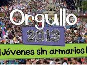 Presentación Orgullo LGTB 2013 Madrid