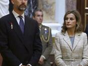 Letizia enfurecida familia real