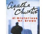 misterioso Brown Agatha Christie