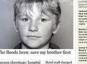 """Héroe tsunami: """"¡Salven primero hermano!"""""""