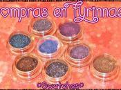 Pigmentos Fyrinnae [swatches]