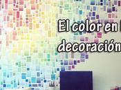 Crear ambiente color