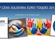 cena solidaria beneficio aecc- eurotoques