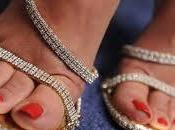 Zapatos: joyas pies