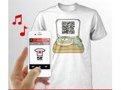 Playwithme, camisetas 100% música