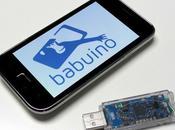 Babuino, pequeño dispositivo para controlar cualquier electrónico mediante móvil