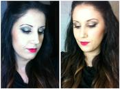 look Ronni Red, Naked+ Basic, Urban Decay