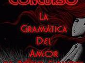 CONCURSO: Gramática Amor Rocio Carmona