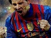 Lionel Messi recibe obra arte Medellín