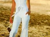 Outfit verano cuerpo entero playa