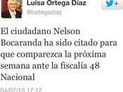 Bocaranda perseguido régimen Nicolás Maduro