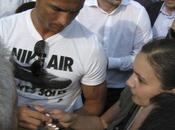 Cristiano Ronaldo inaugura academia fútbol Georgia