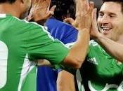 partidos benéficos Messi