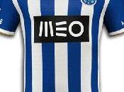 nuevas camisetas Oporto Benfica para 13/14