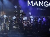 desfile Mango 2013-14 inaugura pasarela Barcelona Fashion