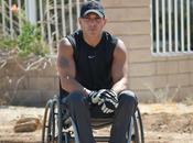 Gabriel Cordell recorre desde California hasta Nueva York silla ruedas días