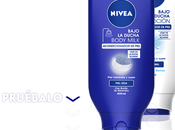 NIVEA BODY MILK Bajo Ducha