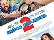 Estrenos cine viernes julio 2013: 'Niños grandes