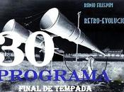 Retro-evolucion progrma (final temporada)
