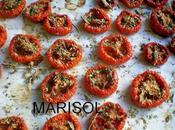 Tomates deshidratados especiados