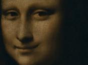 Extraño caso Mona Lisa guiñando