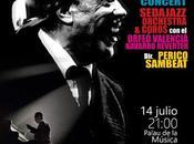 Sedajazz Orquesta Coros Ellington Sacred Concert Valencia Julio