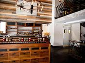 Industriel Urban Fram Cusine...Un restaurante casero Angeles