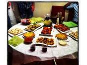 Preparar cena española para paladares italianos