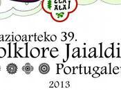 XXXIX Festival Internacional Folklore Portugalete