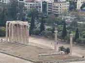 Templo Zeus. Atenas
