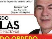 Eduardo Salas Alta Gracia: propuesta Frente Izquierda frente crisis elecciones