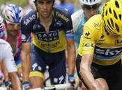 Contador solo queda bala contra Froome tras Alpe d'Huez