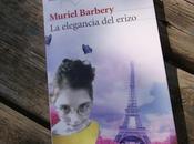 elegancia erizo, Muriel Barbery
