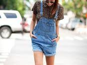 Street style:Overalls