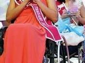 Miss Tailandia Silla Ruedas 2013