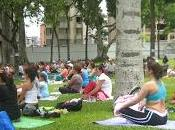RECREO Curso Yoga gratuito sede Altamira PDVSA-La Estancia