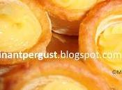 Mini vols vent crema limón